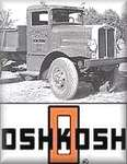 The Oshkosh The Truck that all other only dream of becoming
