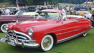 a picture review of the hudson from 1949 to 1958 1953 Hudson Hornet 1951 hudson hornet convertible