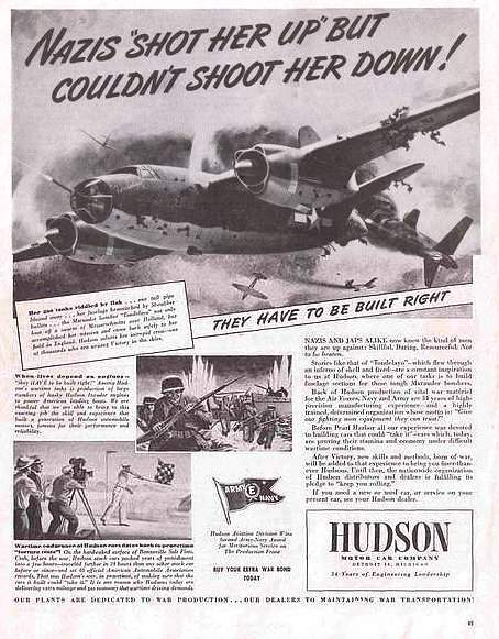 A Picture Review Of The Hudson From 1909 To 1949