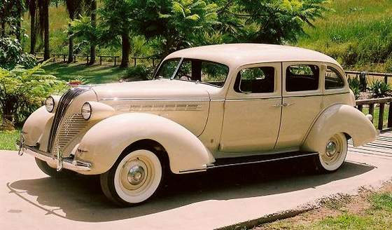 Andrew Szery Queensland Australia Here It Is My 1937 Hudson Straight 8 After 20 Years She Back On The Road In Probably Better Than Her Original