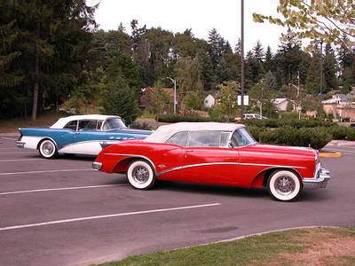 The buickfrom 1950 1959 1954 buick skylark sciox Image collections