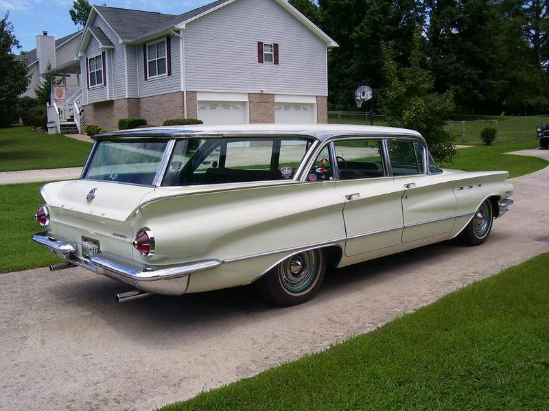 1960 Buick Invicta Station Wagon submited images | Pic 2 Fly