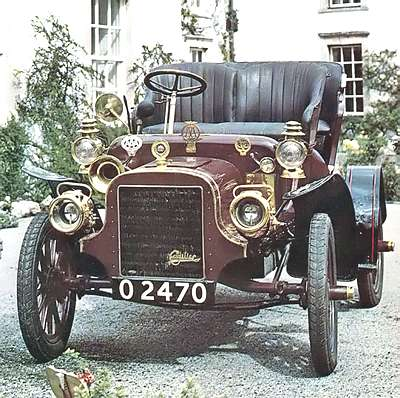 A Picture Review of the Cadillac and LaSalle 1903 to 1970