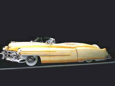 the Cadillac 1950 to 1959