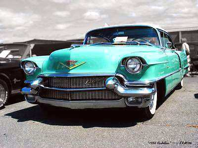 A Picture Review of the Cadillac 1950 to 1959