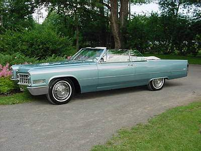 A Picture Review of the Cadillac 1960 to 1970