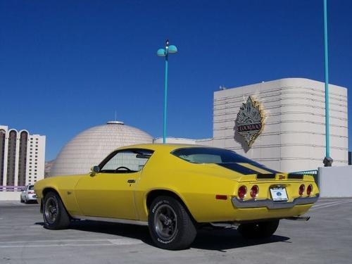 A Picture Review of the Chevrolet Camaro from 1967 to 1973