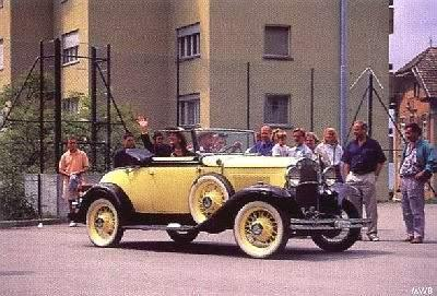 A Picture Review of the Chevrolet from 1916 to 1942