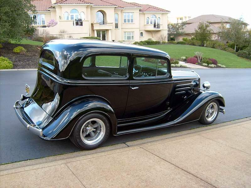 A picture review of the chevrolet from 1916 to 1942 for 1934 chevrolet 2 door sedan