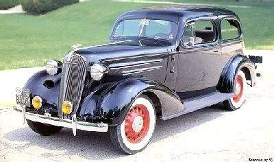 Chevrolet 1935 to 1942 for 1936 chevy master deluxe 4 door for sale