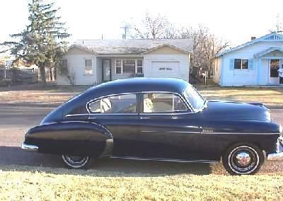A picture review of the chevrolet from1947 1958 for 1949 chevy 4 door deluxe