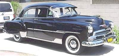 Image gallery 1951 chevy 4 door for 1951 chevy deluxe 4 door for sale