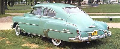 1949 1952 Chevy Fleetline For Sale By Owner | Autos Post