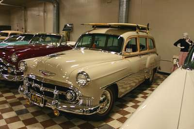 A Picture Review Of The Chevrolet From1947 1958