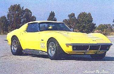 Corvette Stingray  on What S Your Favorite American Muscle Car     Page 2