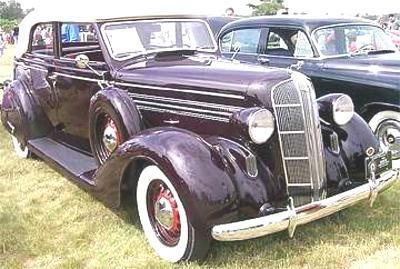 1936 dodge 4 door convertible for 1936 dodge 4 door sedan