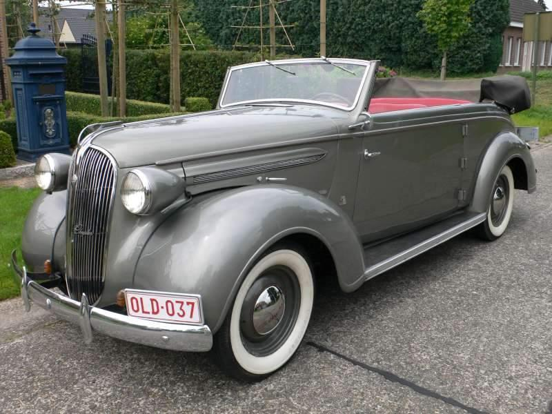 1937 chrysler with a swiss tuscher body for 1937 chrysler royal 4 door