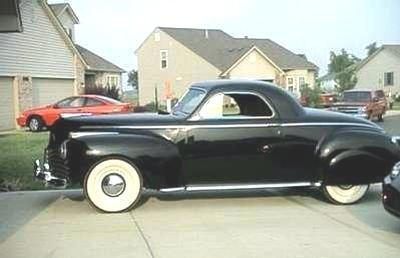 What was that car on american pickers grassroots for 1941 chrysler royal 3 window coupe