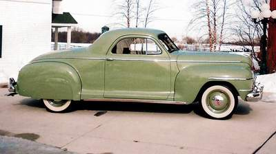 Chrysler Corp. The Dodge 1915 to 1949