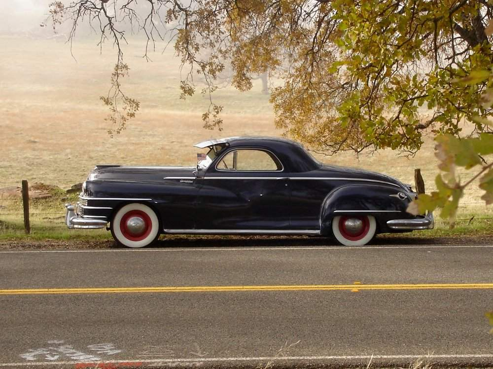 Chrysler corporation the chrysler imperial and the for 1941 chrysler royal 3 window coupe
