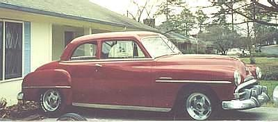 Chrysler corporation the plymouth 1950 to 1959 for 1951 plymouth 2 door