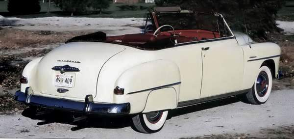 Chrysler, The Plymouth, 1930 to 1949