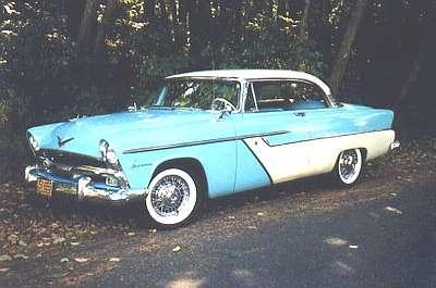1955 Plymouth Belvedere Sport Coupe