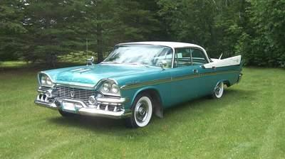 Chrysler Corp. The Dodge, 1950 to 1959  Chrysler Corp. ...