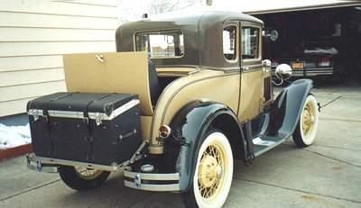 A Picture Review Of The Ford From 1896 To 1935