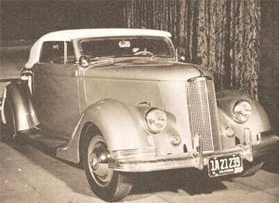 A Picture Review of the Ford from 1936 to 1940