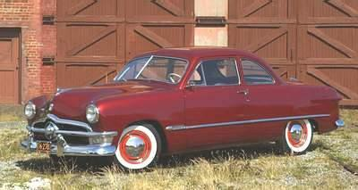 a picture review of the ford from 1950 1958
