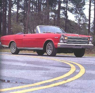 A Picture Review Of The Ford From 1965 1974