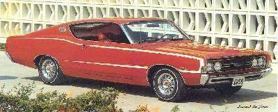 A Picture Review of the Ford from 1965-1974