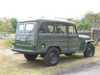 picture review of jeeps from 1940 to the present 1947 willys jeep 4x4 2 door wagon