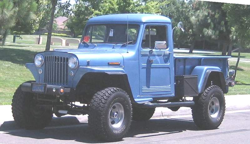 willys truck related images start 200