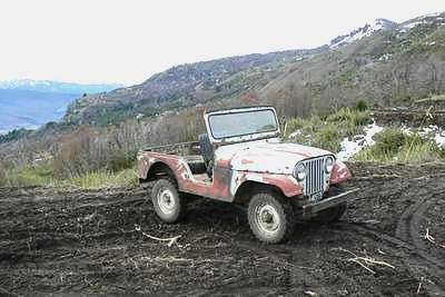 Picture review of Jeeps from 1940 to the present