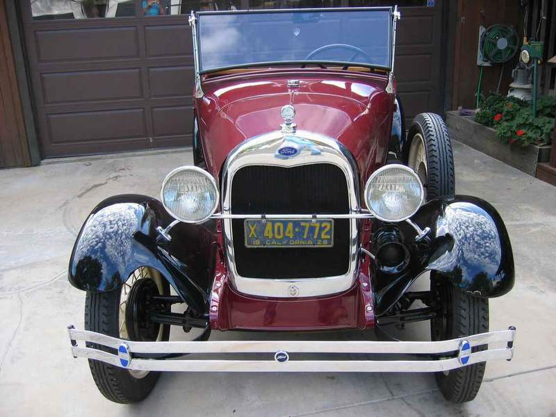1928 Oldsmobile Pickup Kits by Janina