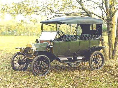 1913 Ford Model T Touring Car & A Picture review of the Model T Ford markmcfarlin.com