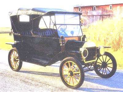 A Picture Review Of The Model T Ford - Old cars model