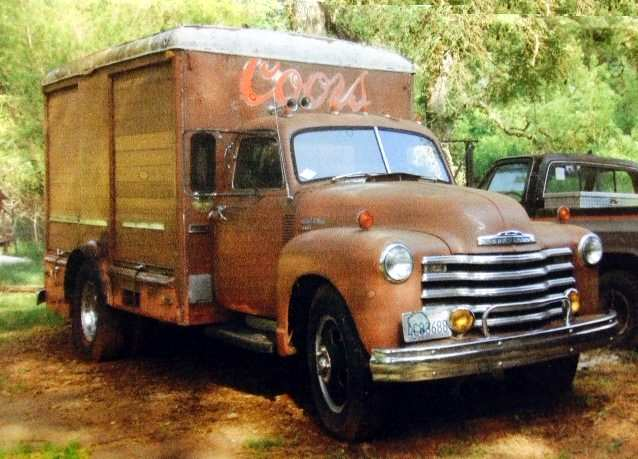 john\u0027s old trucks, fire engines, motor homes and bus pictures