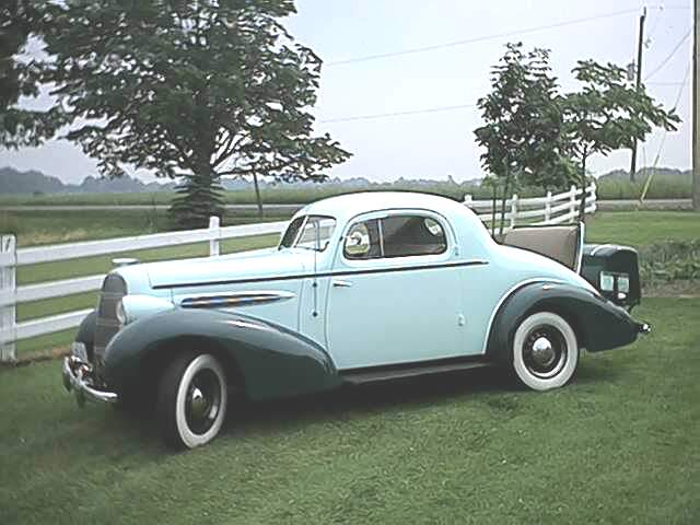 A picture review of the oldsmobile from 1901 to 1949 for 1935 pontiac 3 window coupe