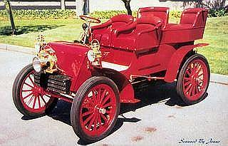 A picture review of the Packard from 1899 to 1929
