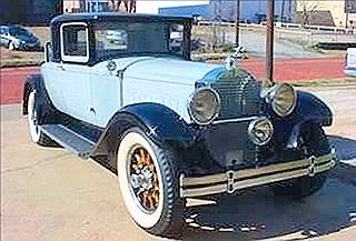 packard 640 custom 8 rumbleseat coupe this picture was posted on