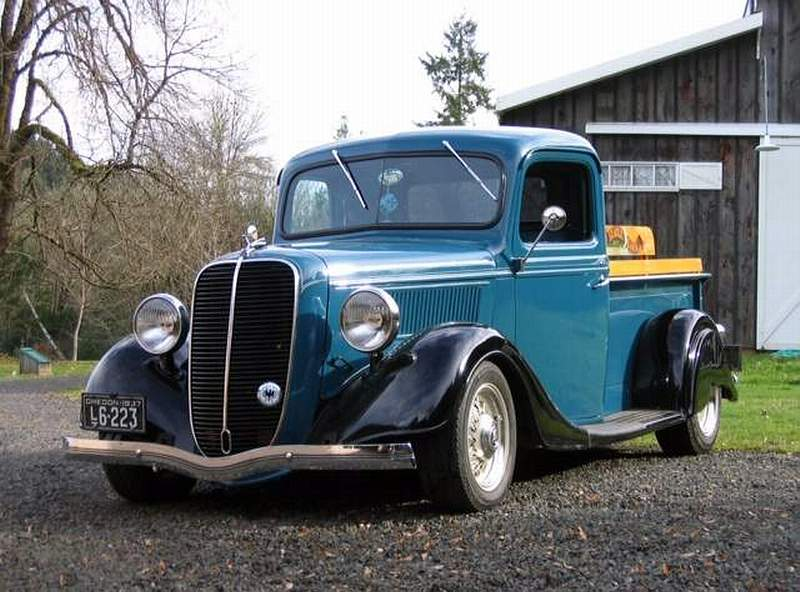 Looking For A 1937 Original Pick Up Chevy   Autos Post