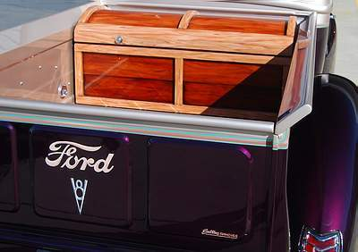 Wood Tool Boxes For Trucks
