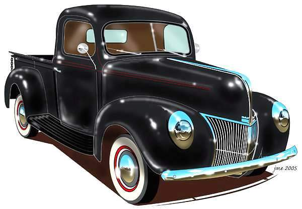 John S Pickup Trucks Pictures From 1910 To 1973 This Page