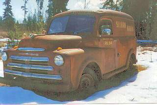 John Macdonald Pickup Truck Review From 1950 To 1954 Real