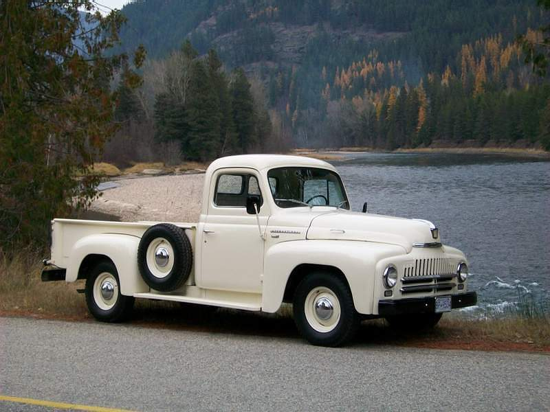 Best looking trucks from the 50s?-Page 2| Grassroots Motorsports ...