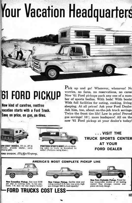 john macdonald pickup truck review from 1959 to 1973  real