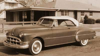 A Picture Review of the Pontiac from 1950 to 1959